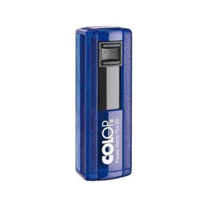 Colop Pocket Stamp Plus 20 indigo