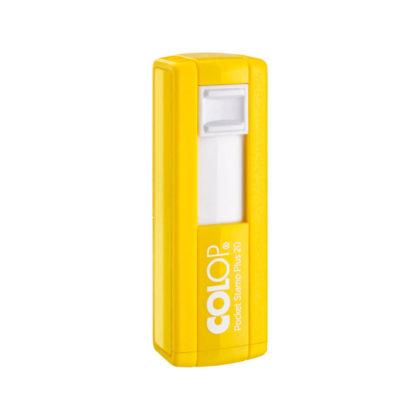 Colop Pocket Stamp Plus 20 gelb