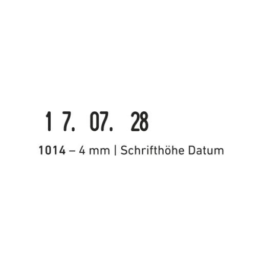 trodat classic 1014 datum