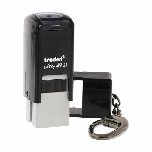 Trodat Printy 4921 mit Schlüsselanhänger