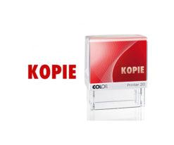 Colop Printer Line 20 Lagertextstempel KOPIE