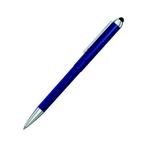 Heri Stamp und Touch Pen 3303 Kugelschreiberstempel blau