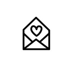 mini motivstempel herzlicher brief