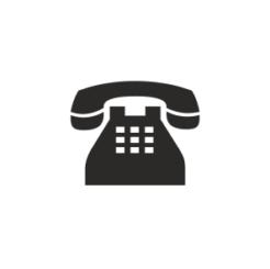 mini motivstempel telefon
