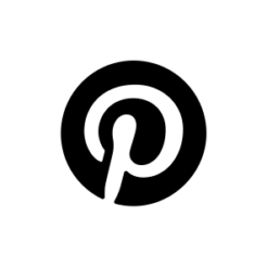 Mini Motivstempel Symbol Pinterest