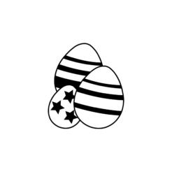 Motivstempel Ostern Osterei 3