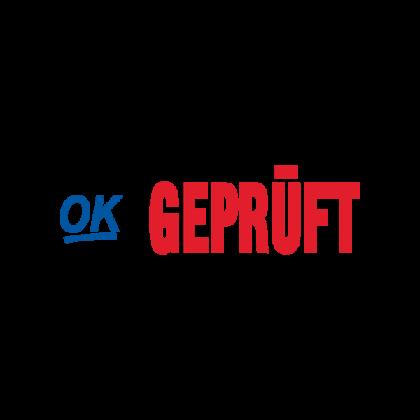 Stempel Lagertext OK GEPRÜFT