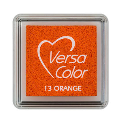 Stempelkissen VersaColor klein Orange