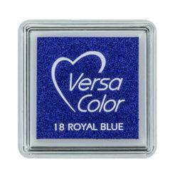 Stempelkissen VersaColor klein Royal Blue