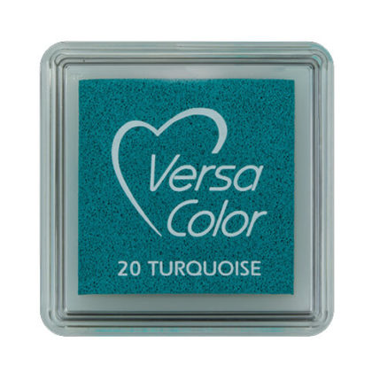 Stempelkissen VersaColor klein Turquoise