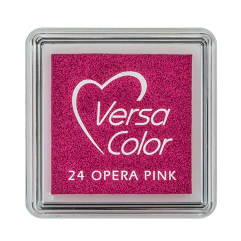 Stempelkissen VersaColor klein Opera Pink