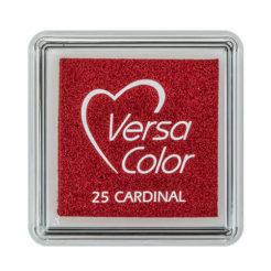 Stempelkissen VersaColor klein Cardinal