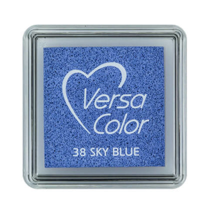 Stempelkissen VersaColor klein Sky Blue