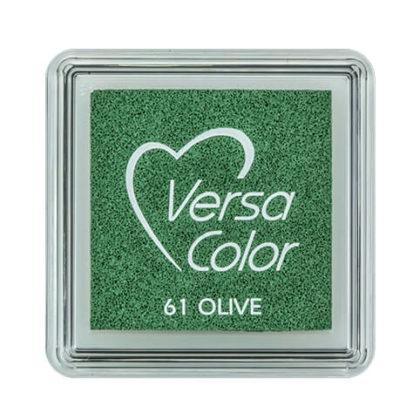 Stempelkissen VersaColor klein Olive