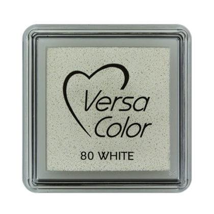 Stempelkissen VersaColor klein White