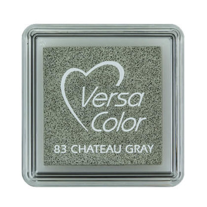 Stempelkissen VersaColor klein Chateau Gray
