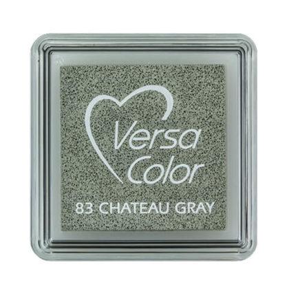 Stempelkissen VersaColor klein Chateau Gray