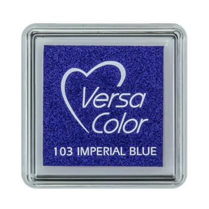 Stempelkissen VersaColor klein Imperial Blue