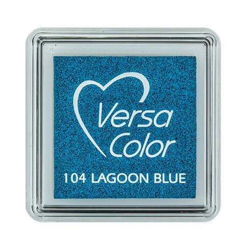 Stempelkissen VersaColor klein Lagoon Blue