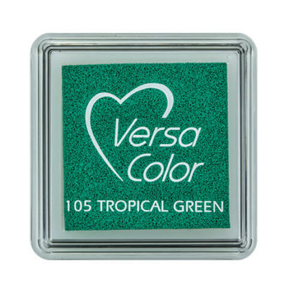 Stempelkissen VersaColor klein Tropical Green
