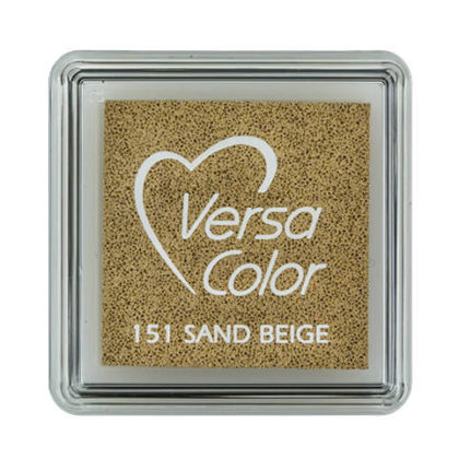 Stempelkissen VersaColor klein Sand Beige