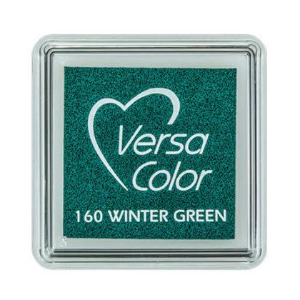 Stempelkissen VersaColor klein Winter Green
