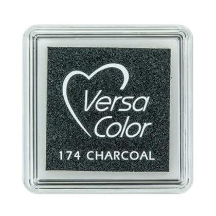 Stempelkissen VersaColor klein Charcoal