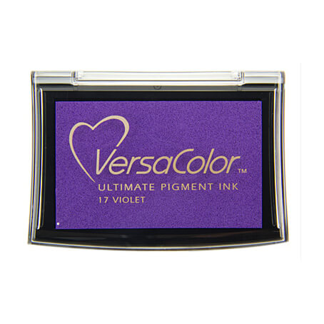 Stempelkissen VersaColor groß Violet