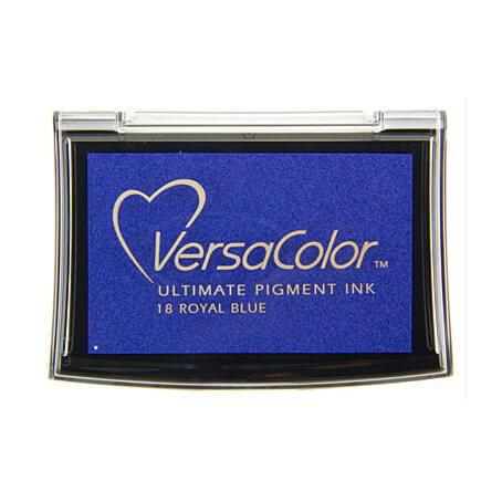 Stempelkissen VersaColor groß Royal Blue
