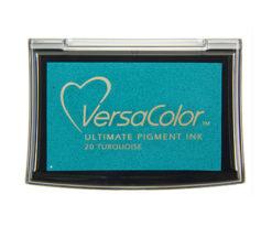 Stempelkissen VersaColor groß Turquoise