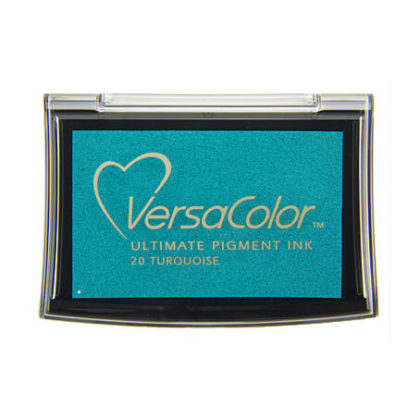 Stempelkissen VersaColor groß Turquoise