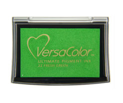Stempelkissen VersaColor groß Fresh Green