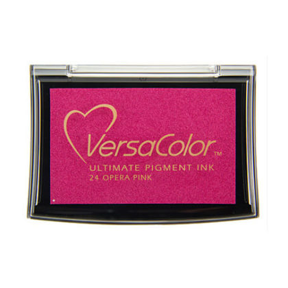 Stempelkissen VersaColor groß Opera Pink