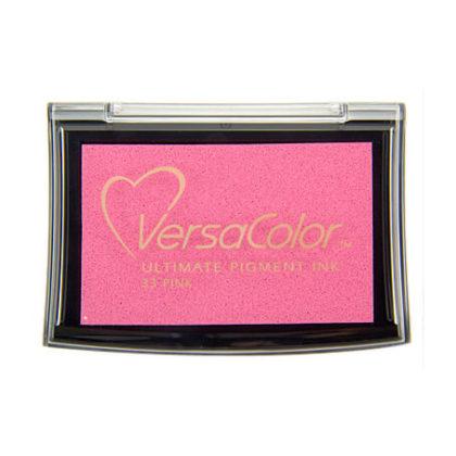 Stempelkissen VersaColor groß Pink