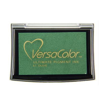 Stempelkissen VersaColor groß Olive