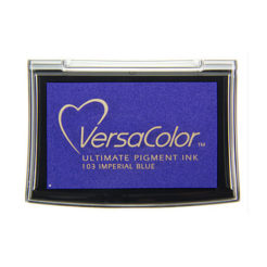 Stempelkissen VersaColor groß Imperial Blue