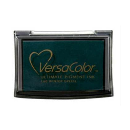 Stempelkissen VersaColor groß Winter Green