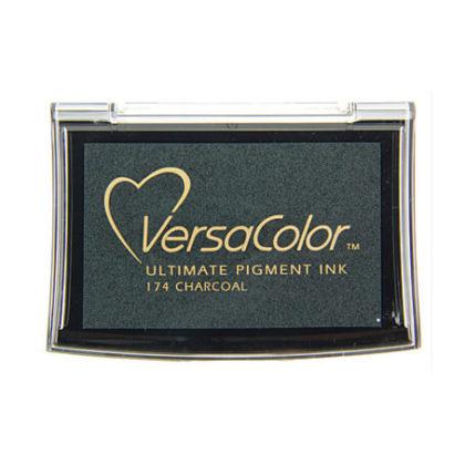Stempelkissen VersaColor groß Charcoal