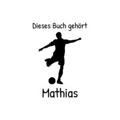 Ex Libris Fußballer