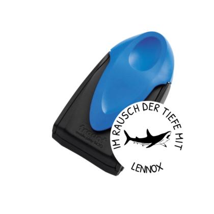Taucherstempel Haifisch