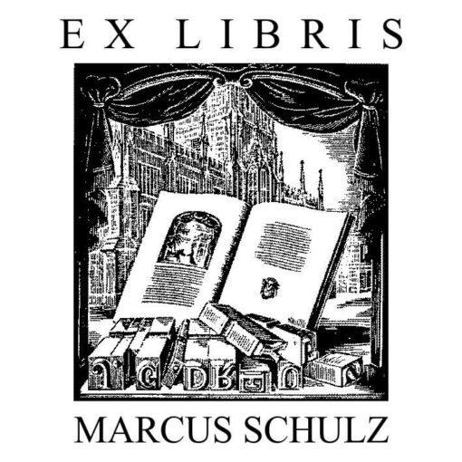 Ex Libris Buchdruck