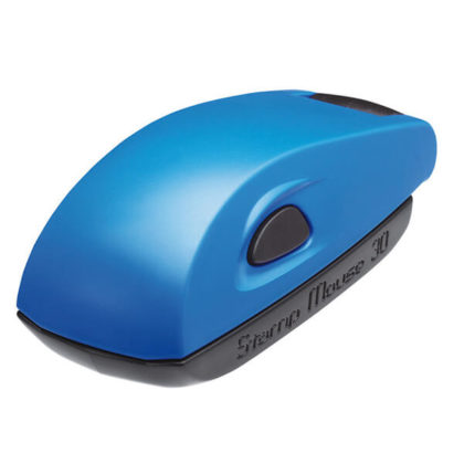 Colop Stamp Mouse 30 blau