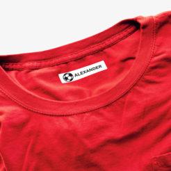 T-Shirt Dinge Stempel