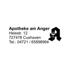 Trodat 4912 Apotheken,-Text Stempel