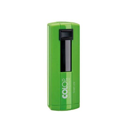 Colop Pocket Stamp Plus 40 green line