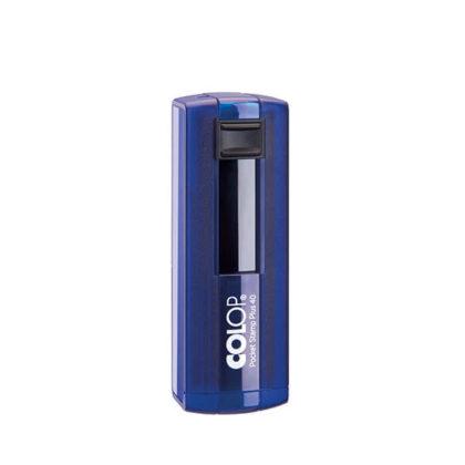 Colop Pocket Stamp Plus 40 indigo