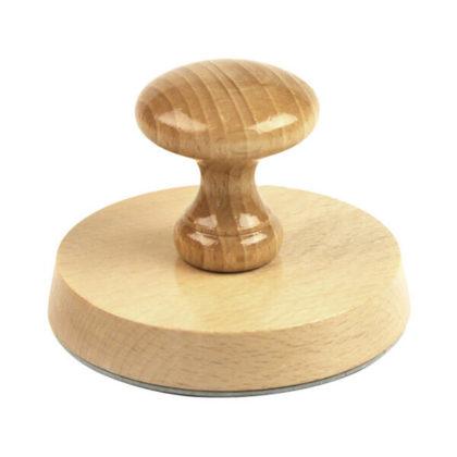 Holzstempel rund gross