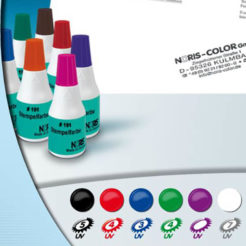 Stempelfarbe Noris 191 - 25 ml