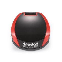 Trodat Micro Printy 9330 feuerrot front