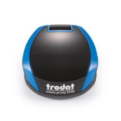 Trodat Micro Printy 9330 himmelblau front